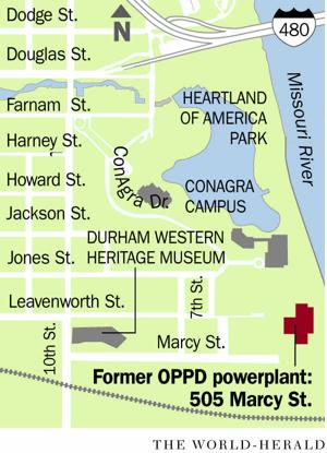 NuStyle: Riverfront apartments coming to OPPD's original plant site