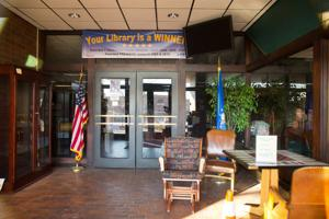 Budget closes book on Offutt Air Force Base library