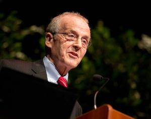Harvey Perlman calls for UNL to regain place as leading university