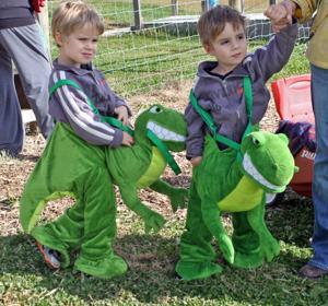 All treats as Gifford Farm brings back Halloween event