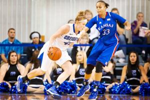 Bluejay women enter offseason with confidence