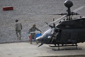Military alters training to deal with budget woes