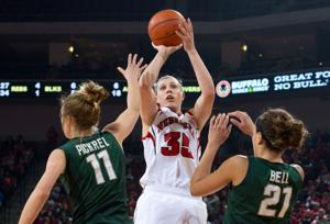 Hooper not sure what to expect with WNBA draft