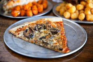 Craving a slice? Take Baxter's in Benson for a spin