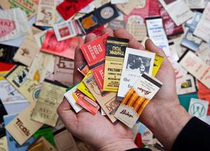 Hansen: Man's 208 restaurant matchbooks, cards offer 'trip down memory lane'