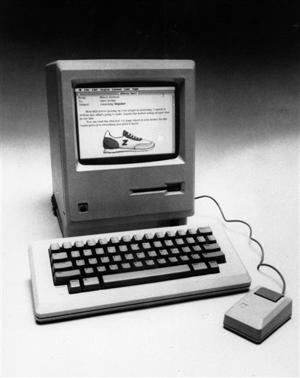 Notable Macs over the years, from 1984 to the Pro