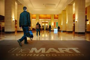 Merchandise Mart - interior