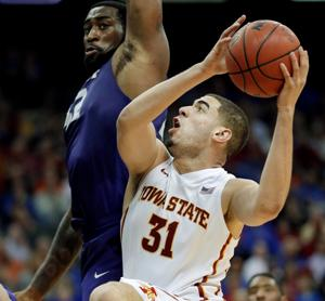 No. 16 Iowa State beats K-State in Big 12 tourney