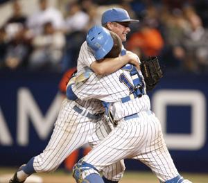 UCLA's shutdown pitching carries chances
