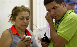 Honduras ruling party candidate leads vote count