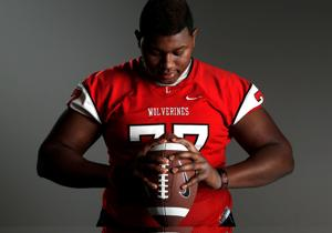 Husker offensive line recruit Jalin Barnett is driven to dominate