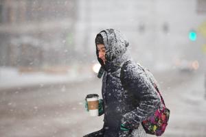 Snow has stopped in Omaha; now brace for the wind