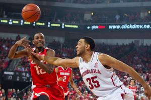 Notes: Huskers attack the paint on their way to upsetting OSU
