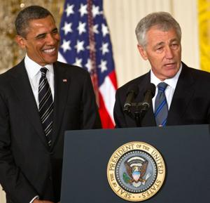 UNO keeps Hagel Senate archive closed, for now