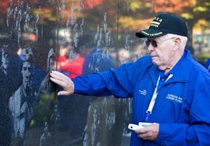 Honor Flight reaches goal, will send 460 Korean War veterans to D.C.