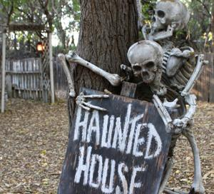 A running list of local Halloween haunts