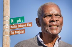Street named for Marlin Briscoe, Omaha native and Super Bowl champion