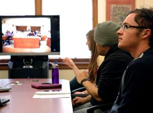 Hansen: UNO, Pakistani students see each other through new eyes via videoconferences