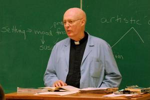 Rev. William O'Leary, beloved figure at Creighton Prep, recalled as 'very compassionate'