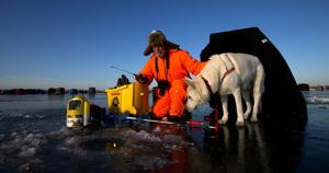 Fishing tourney offers cold comfort