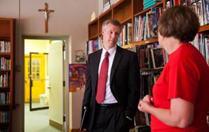 Omaha Archdiocese superintendent wants to market schools, boost Hispanic enrollment