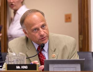 Steve King not on 2016 presidential trail yet, but not ruling it out