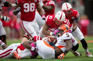 NU's Ross Els sees resilience in linebackers