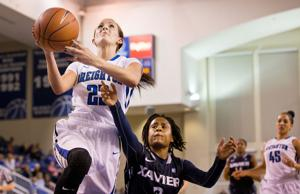 Jays find guard play is biggest in Big East