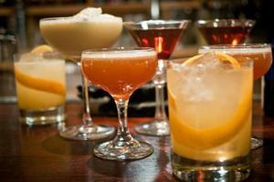 Myth to go from martinis to craft cocktails