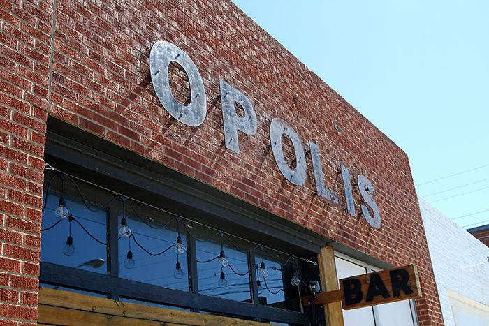 opolis guys Though snowopolis got its name from the shop's 100+ flavors of tropical shaved ice (from cherry cola to white coconut), they don't just make desserts for the summertime.