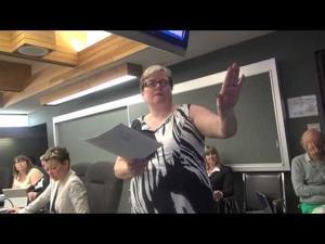 LSL - SD67 - School District Budget Meeting - $17,000 Raise (pt 1 of 2 )
