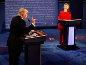 Clinton executes debate plan: Annoy Donald Trump