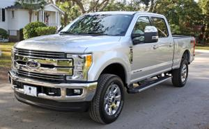 Super Duper -- Redesigned Ford heavy duty trucks pack extra power, comfort, tech perks