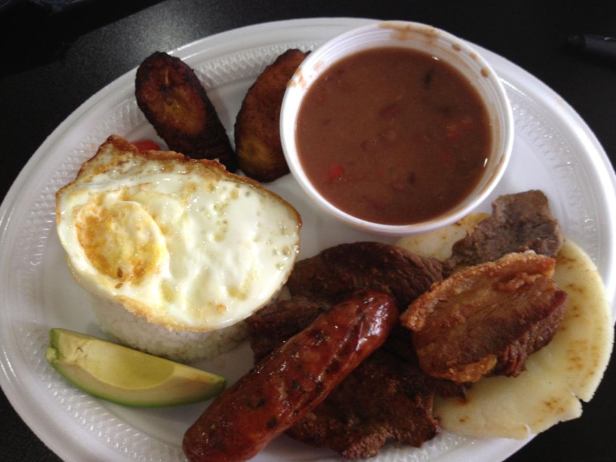 El Sabor Latino serves up Colombian comfort food