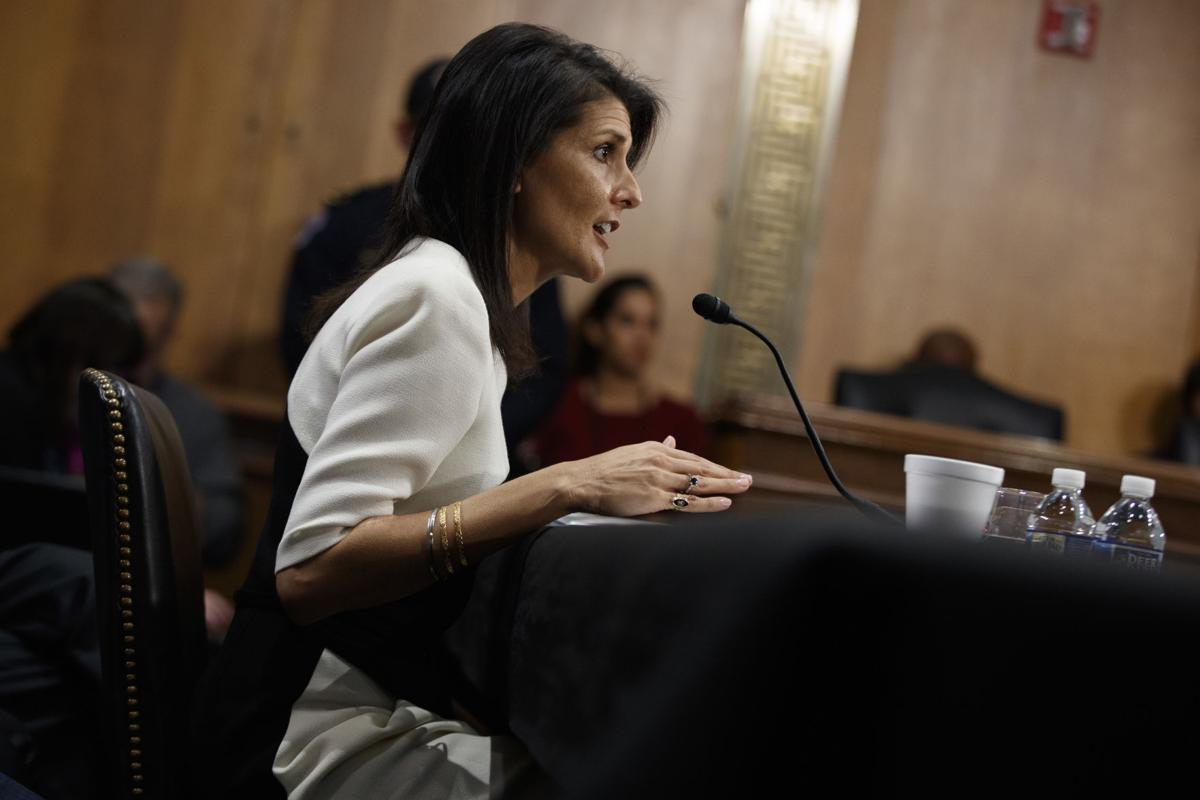 Nikki Haley says she 'experienced the wrath' of South ...