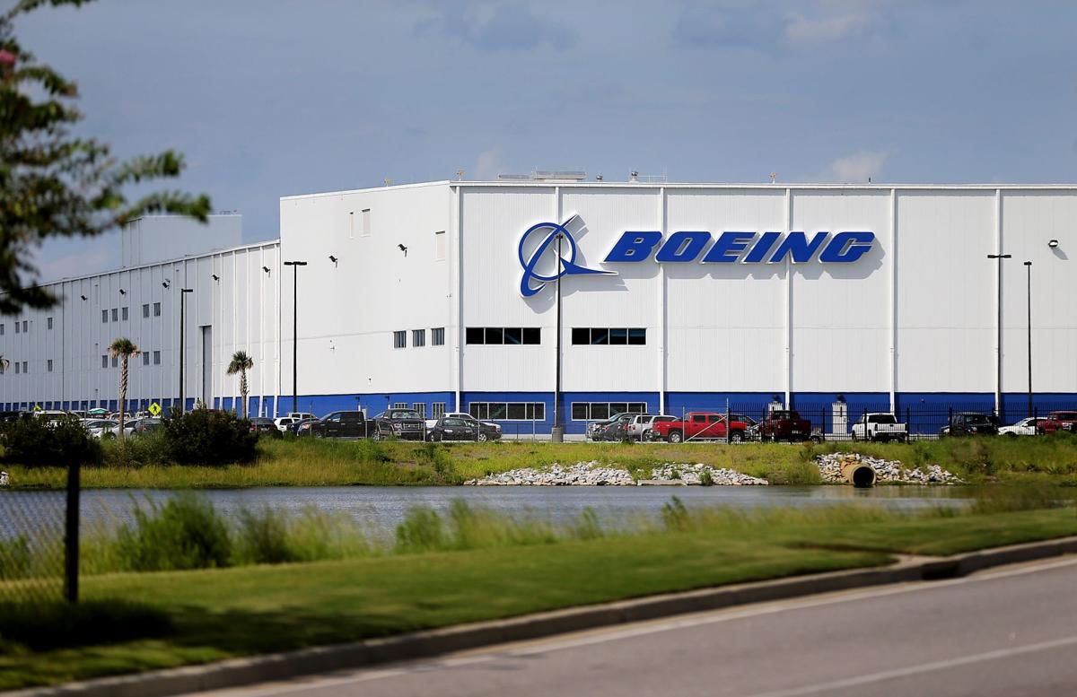 Boeing new line
