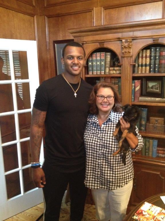 Watson be an Deshaun  millionaire, Soon never to NFL will