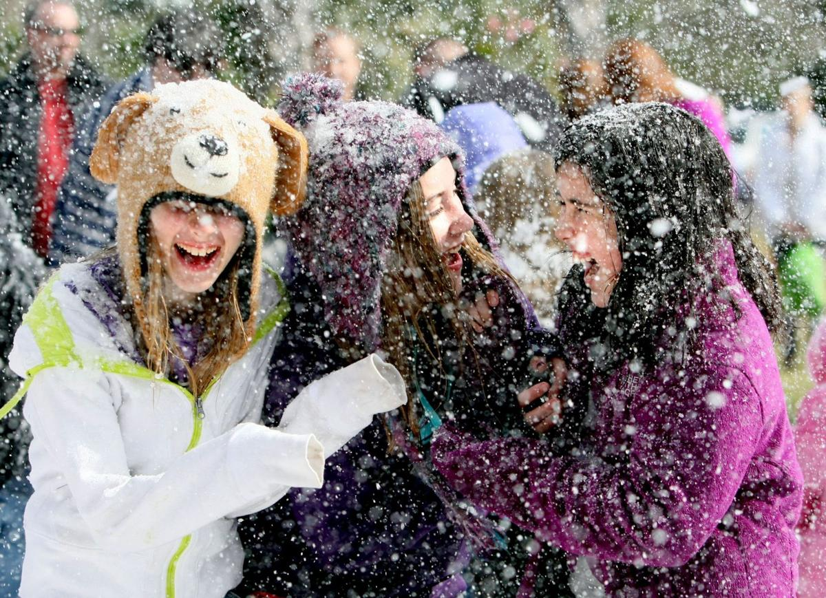 Rare snow day set to come to Lowcountry
