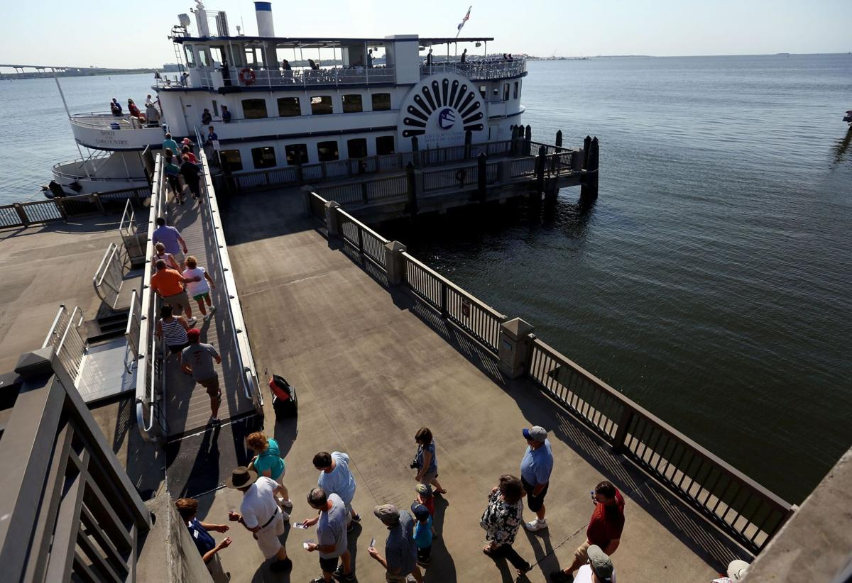 Soon, cruise ships could anchor in Charleston Harbor