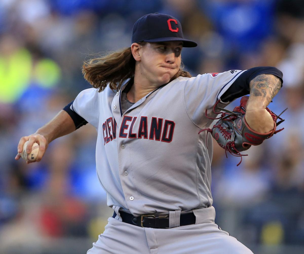 World Series Pitcher Mike Clevinger Left Citadel Early To