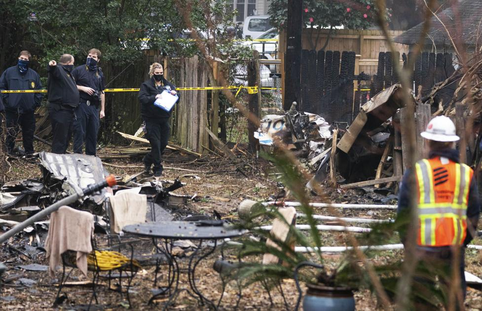 Plane crashes Rosewood neighborhood near downtown Columbia - Charleston Post Courier