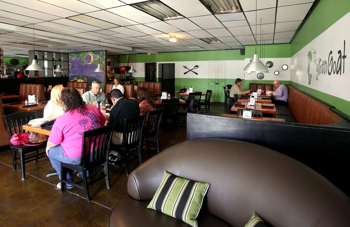 Green Goat grazes on penchant for local, homestyle