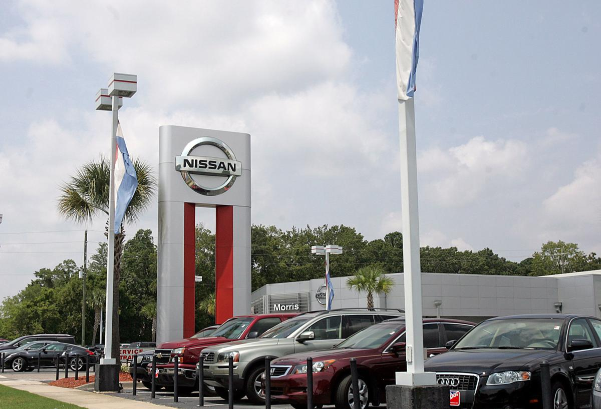 Hudson Auto Buys Tract Near Summerville For 2 New