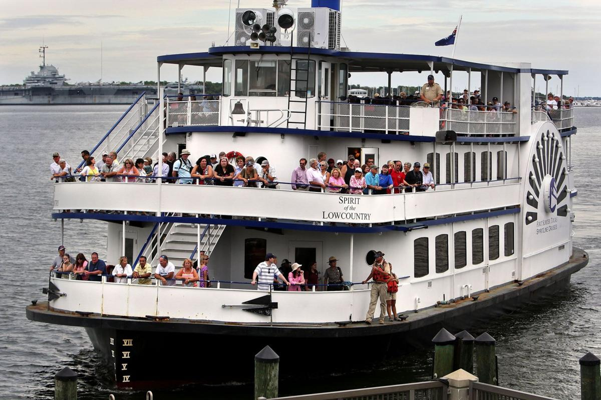 SpiritLine Cruises boats could shuttle cruise ship passengers to shore