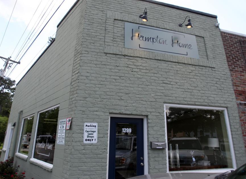 Retail Column New Home Decor Shop Opens In Charleston