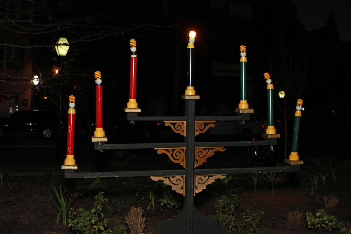 Candle Lighting To Kick Off Kwanzaa Celebration Calendar