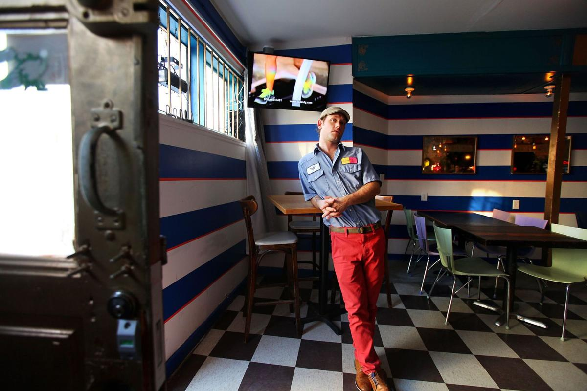 East side dive the palace hotel reopening this weekend for Dive bar shirt club promotion codes