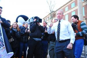 1/17/13 Mitch Daniels Flash Mob