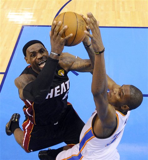 heat survive thunder rally for 10096 win sports