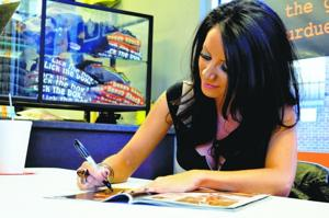 9/29/12 Playboy autograph session